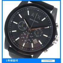 新品 即買い■アルマーニ コピー スーパーコピーエクスチェンジ スーパーコピー腕時計 AX1326 ブラック-1