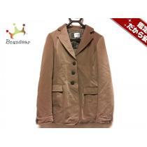 ARMANICOLLEZIONI(アルマーニ スーパーコピー スーパーコピーコレッツォーニ) ジャケット42 レディース ブラウン-1
