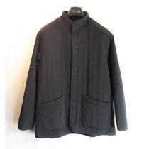 size46 アルマーニ コピー コピークラシコ 内綿入りキルティングジャケット-1