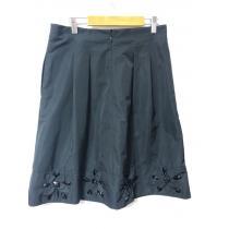 ARMANI 装飾スカート size42-1