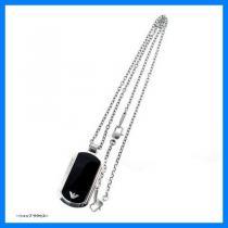 新品 即買■エンポリオアルマーニ スーパーコピー  ネックレス メンズ EGS1726040-1
