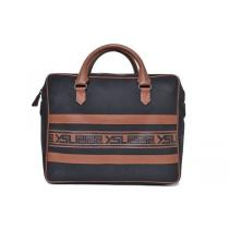 ■YSL■tote bag made in france black-1