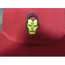 【バンズ×マーベル】IRON MAN JOCKEY CAP-1
