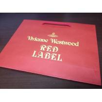 ヴィヴィアンウエストウッド スーパー コピー ショップ袋 紙袋 ショッパーバッグ-1