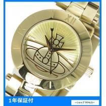 新品 即買い■ヴィヴィアン ウエストウッド コピー 腕時計 VV092CPGD-1