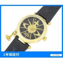 新品 即買い■ヴィヴィアン ウエストウッド スーパー コピー 腕時計 VV006BKGD-1