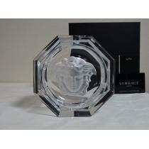 コピー未レア ヴェルサーチ スーパーコピー Versace コピー スーパーコピー×ローゼンタール メデューサロゴクリスタル灰皿 アッシュトレイ-1