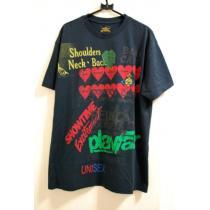 vivienne Westwood  anglomania ミーニングレス Tシャツ Lサイズ-1