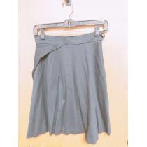 ①ヴィヴィアンLEDLABEL黒フレアスカート サイズ2-1