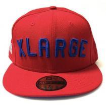 XLarge ×NEWERA エクストララージ スーパーコピー コラボキャップ 美品-1