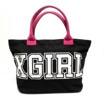 X-girl スーパー コピー×DISNEY エックスガール コピー コラボキャンバストートバッグ-1
