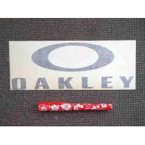 USAコピー品 オークリー スーパー コピー プロ愛用 ステッカー L23cm 切り文字 TEAM Oakley スーパー コピー-1