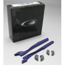 Oakley スーパー コピー☆HALFJACKET2.0イヤーソック・ノーズキットPurple43-557-1