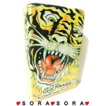 【エドハーディー コピー】〈タイガー Tiger〉特大卓上オイルライター-1