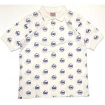 XLarge  エクストララージ  ブランドロゴ総柄ポロシャツ M-1
