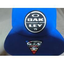USA購入【Oakley コピー Foundation Cap】ロゴワッペン付CAP青-1