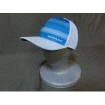 【Oakley コピー】O Hydrolix キレイなグラデーション柄キャップ白xBlue-1