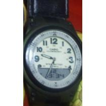 CASIO スーパーコピービンテージ腕時計アナログ+デジタルレトロ調-1