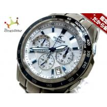 CASIO スーパーコピー(カシオ コピー) 腕時計 OCEANUS Manta OCW-S1200 メンズ シェルホワイト-1
