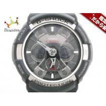 CASIO コピー(カシオ ) 腕時計 G-SHOCK GA-200 メンズ 黒-1