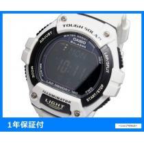 新品 即買い■カシオ コピー ソーラー デジタル 腕時計 W-S220C-7B-1