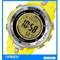 新品 ■カシオ スーパーコピー プロトレック 電波ソーラー 腕時計 PRW-3000-9B-1