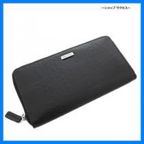 新品 即買い■カルバンクライン スーパーコピー長財布 メンズ 74287-BK ブラック-1