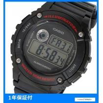 新品 即買い■カシオ スーパーコピー スタンダード デジタル 腕時計 W-216H-1AV-1