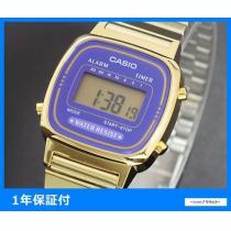新品 即買い■カシオ  デジタル レディース 腕時計 LA670WGA-6-1