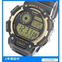 新品 即買い■カシオ コピー メンズ 腕時計 AE-1400WH-9A 液晶ブラック-1