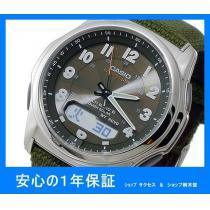 新品 ■カシオ スーパーコピー 電波ソーラー 腕時計 WVA-M630B-3AJF★即買い-1