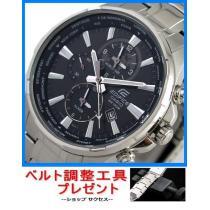 新品■カシオ コピー エディフィス腕時計EFR-304D-1AV ベルト調整工具付-1