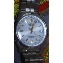即決送料込CASIO スーパー コピーLINEAGタフソーラーマルチバンド6電波腕時計-1