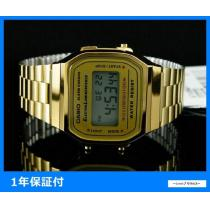 新品 即買い■カシオ スーパー コピー デジタル 腕時計 A168WG-9WDF-1