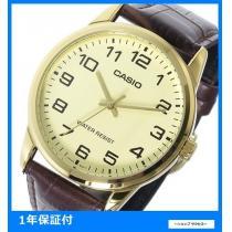 新品 即買い■カシオ コピー メンズ 腕時計 MTP-V001GL-9B アイボリー-1