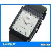 新品 即買い■カシオ  腕時計 MQ27-7E ホワイト-1