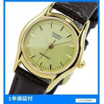 新品 即買い■カシオ コピー レディース 腕時計 LTP-1094Q-9A ゴールド-1