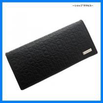新品 即買い■カルバンクライン コピー長財布 メンズ 74283-BK ブラック-1