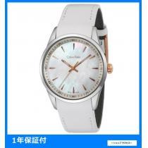 新品 即買い■カルバン クライン メンズ 腕時計 K5A31BLG-1