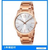 新品 即買い■カルバン クライン メンズ 腕時計 K2G216.46-1