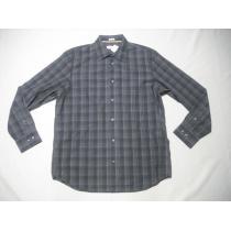 fy925 男 CK CALVIN Klein コピー カルバンクライン スーパー コピー チェックシャツ M-1
