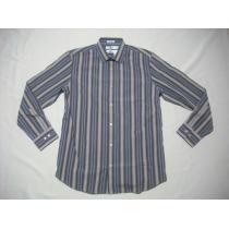 fy843 男 CK CALVIN Klein コピー カルバンクライン スーパーコピー 長袖シャツ Mサイズ-1