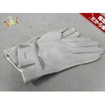 chloe コピー(クロエ スーパー コピー) 手袋 レディース グレー レザー-1
