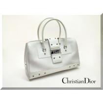 ☆コピー Christian Dior ☆レザー ロゴプレートバッグ 送料無料-1