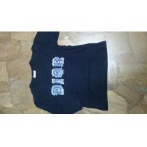 クリスチャンディオール スーパー コピー・七分袖Tシャツ・ブラック・デカロゴ-1