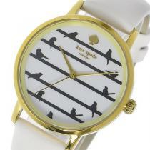 ケイトスペード コピー メトロ  レディース 腕時計 KSW1043 ホワイト-1