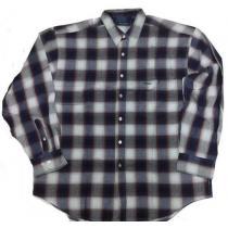 90sデッドストBBOY系 GUESS スーパー コピー USA ゲス スーパーコピーチェックシャツ ダンザーバギー OGヒップホップ-1