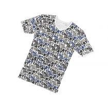 レア◆コムデギャルソン  SHIRT◆マルチロゴTシャツ/S-1