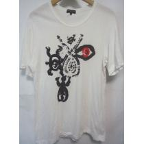 COMME des GARCONS コピー HOMME スーパーコピー PLUS ×岡本太郎 コラボ Tシャツ-1