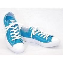 コンバース コピー オールスター ライト オックス 22.5cm ブルー-1